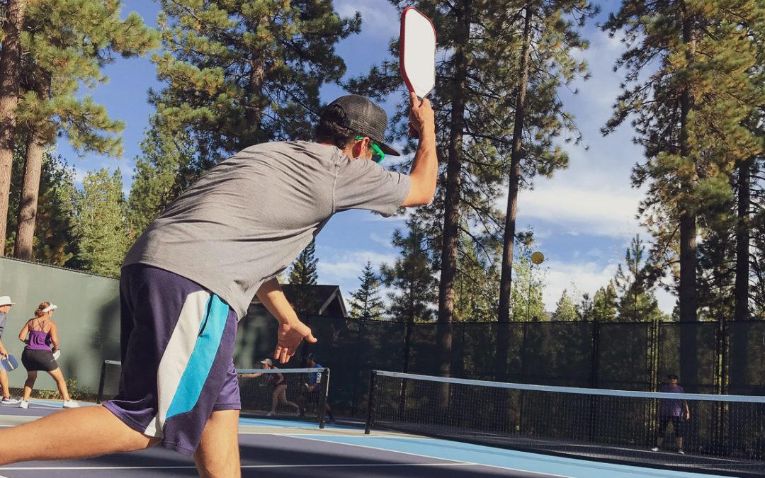 Fantastic Incline Open Team Pickleball Wrapup