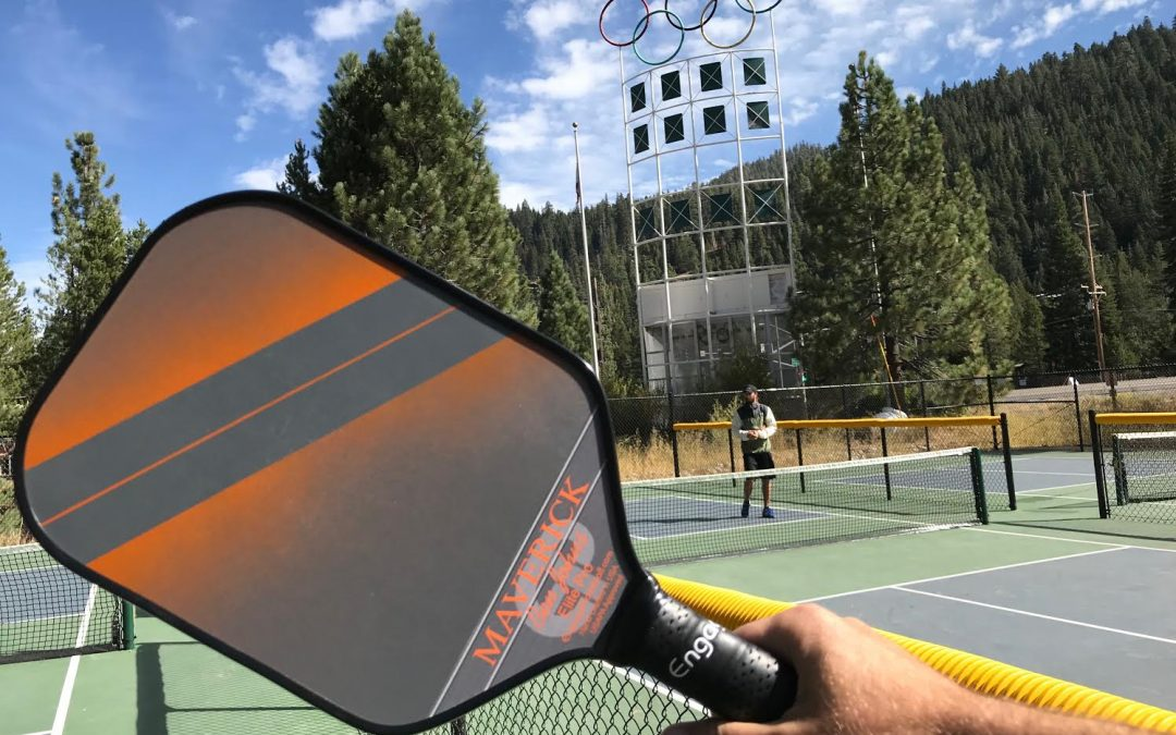 It's Hammer Time with the New Engage Maverick Paddle