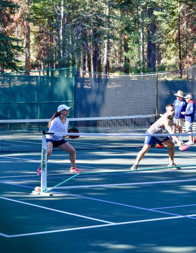 Tahoe Peak Pickleball Challenge tournament, Truckee